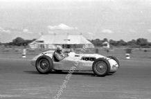 TALBOT LAGO Johnny Claes Ecurie Belge. Silverstone 1951